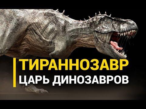 Тираннозавр. Царь динозавров